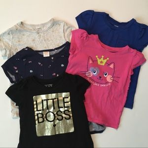 Lot of Girls Shirts